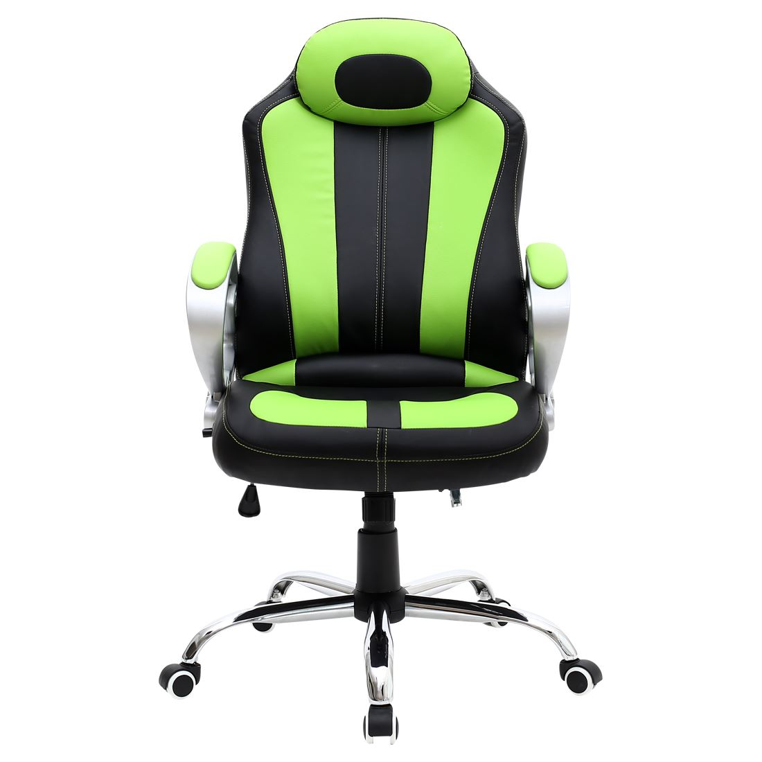 swivel chair for car sloping arm dining monaco gaming sports seat home office reclining