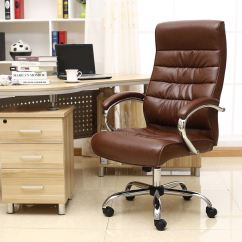 Posture Leather Chair Baby Portable High Nz Mexico Premium Back Executive Office