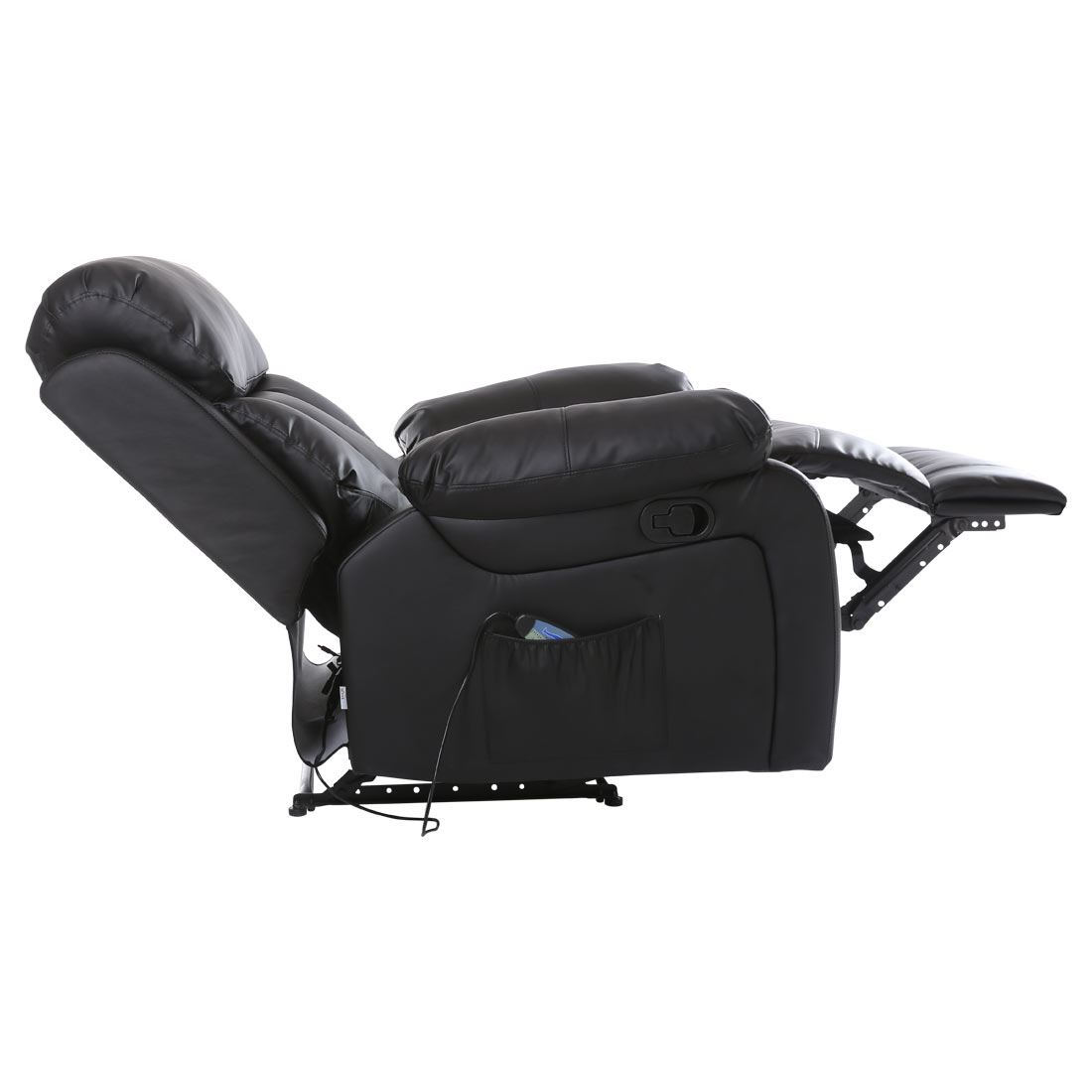 gaming lounge chair dallas cowboys folding chester heated leather massage recliner sofa