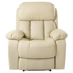 Heated Sofa Recliner Creative Ideas Chester Leather Massage Chair Lounge