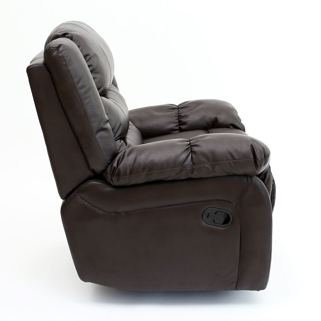 recliner gaming chair stackable resin wicker chairs seattle leather armchair sofa home lounge