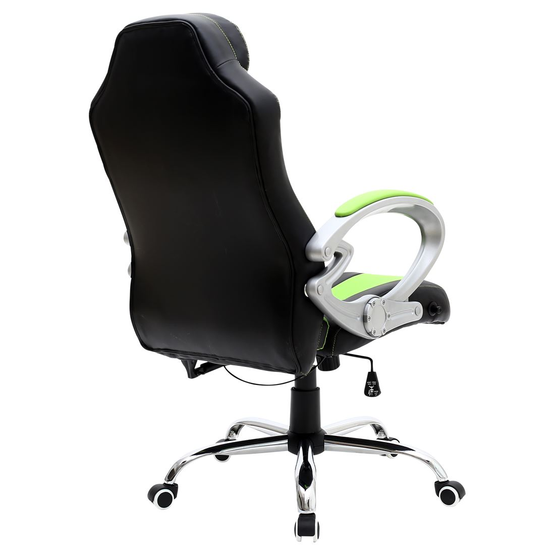 swivel chair for car hammock stand monaco gaming sports seat home office reclining