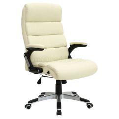 Desk Chair High Beach Umbrella Havana Luxury Reclining Executive Leather Office