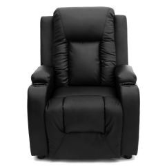 Sofa Armchair Drink Holder Caddy Build Your Own Online Oscar Leather Recliner W Holders Chair