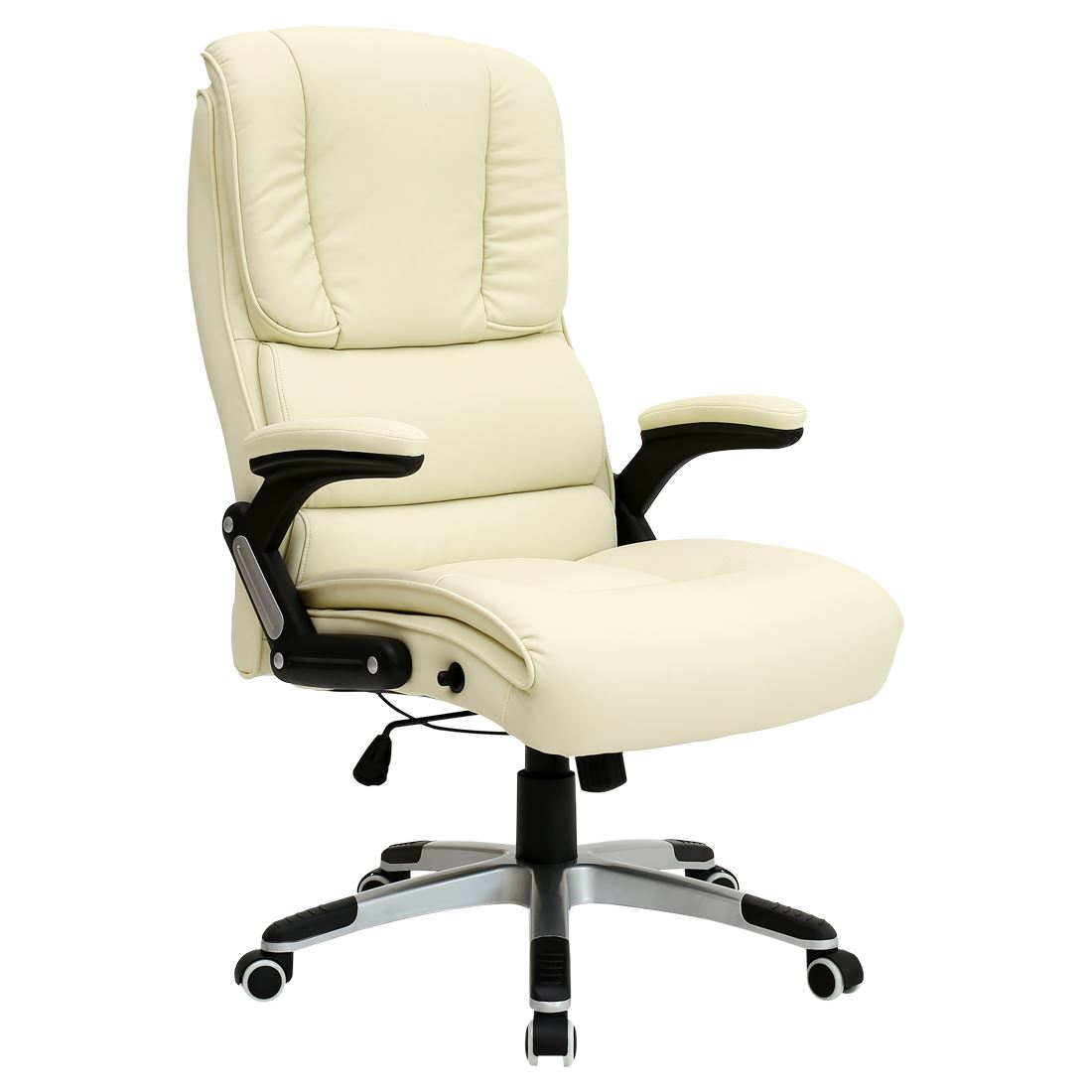 gaming chair ebay mink crushed velvet covers santiago super comfortable faux leather office swivel