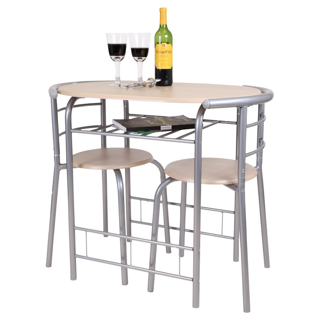 2 chair bistro set gym exercise system chicago 3 piece dining table and breakfast