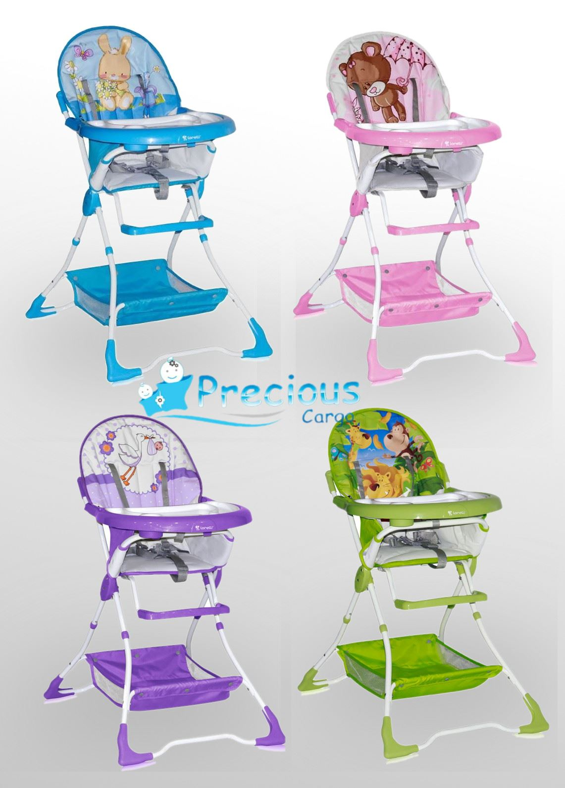 High Chair For Baby Boy Lorelli Bravo Baby Feeding High Chair Seat Folding Toddler