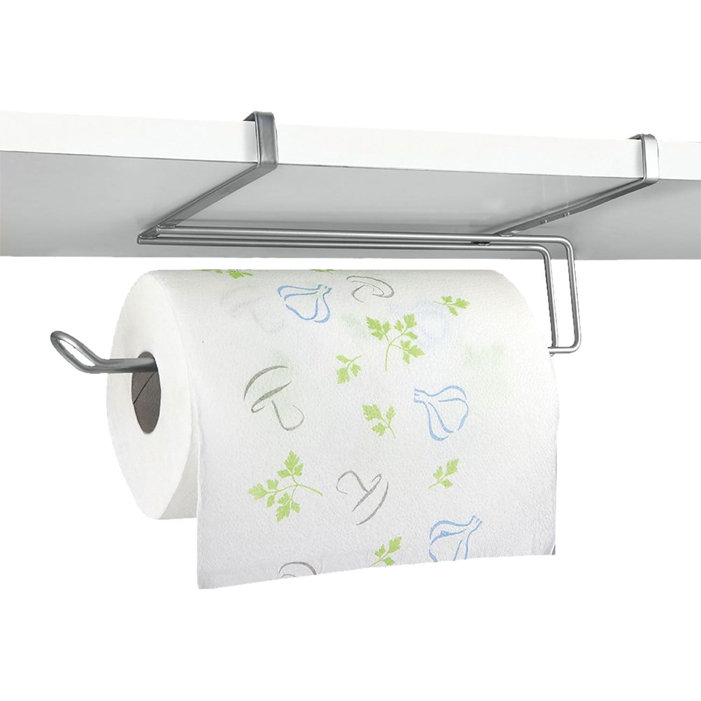 kitchen paper towel holder pendant lights roll dispenser under shelf