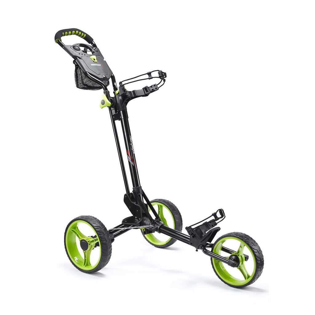 Macgregor Concept Compact 3 Wheeled Push Pull Golf Trolley