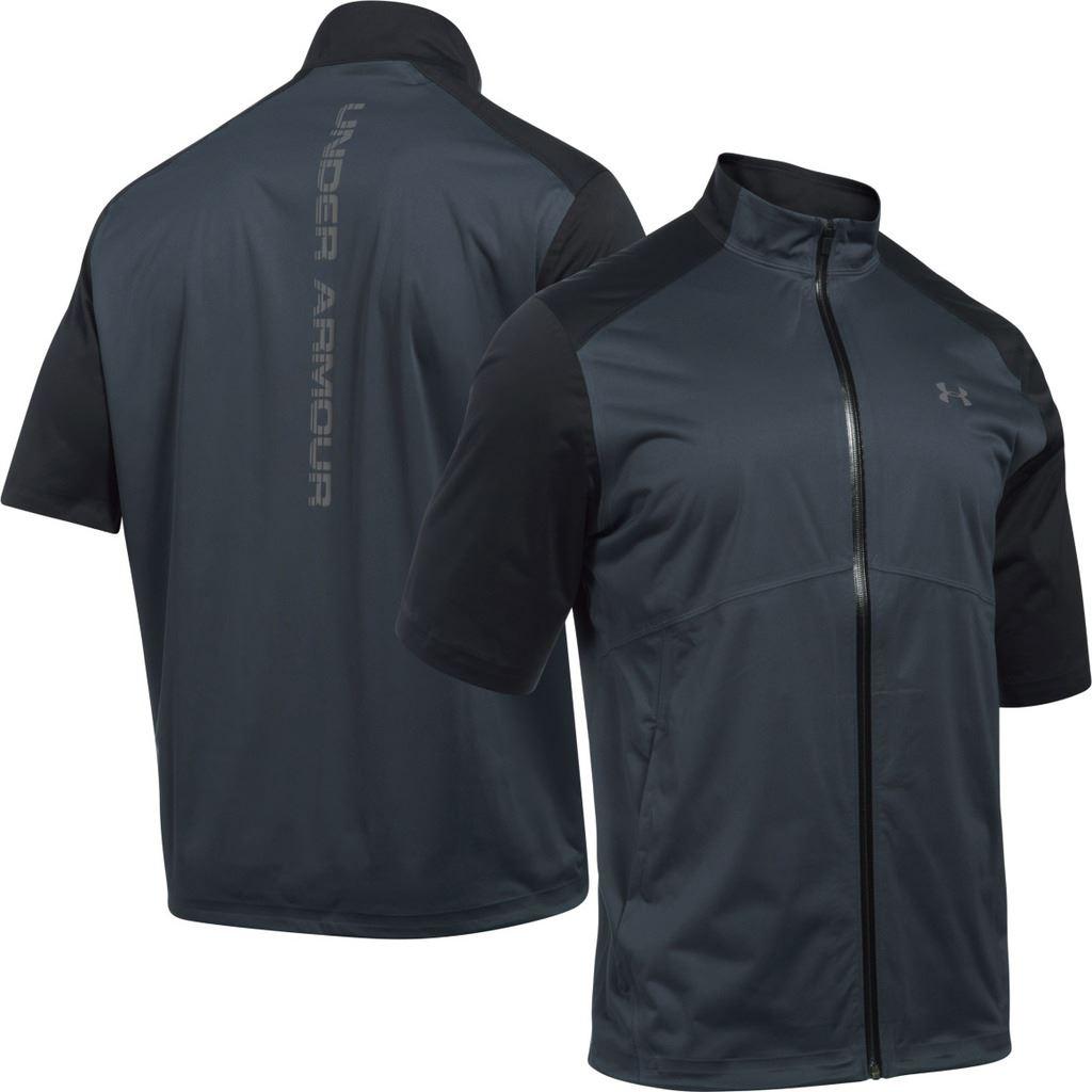 Short Sleeve Golf Jacket