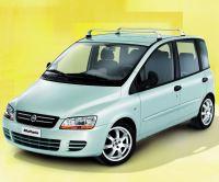 GENUINE Fiat Tailored Multipla (2004-2010) Cross Roof Bars ...