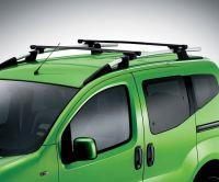 FIAT Tailored Qubo 2007+ Genuine Cross Lockable Roof Bars ...