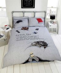 Quilt Duvet Cover & Pillowcase Bedding Bed Sets Teenagers