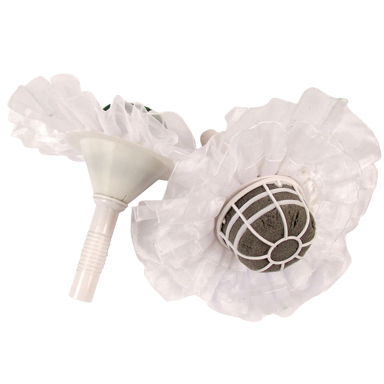 Foam Bouquet Holders with Frills! Oasis Wedding Belle SEC