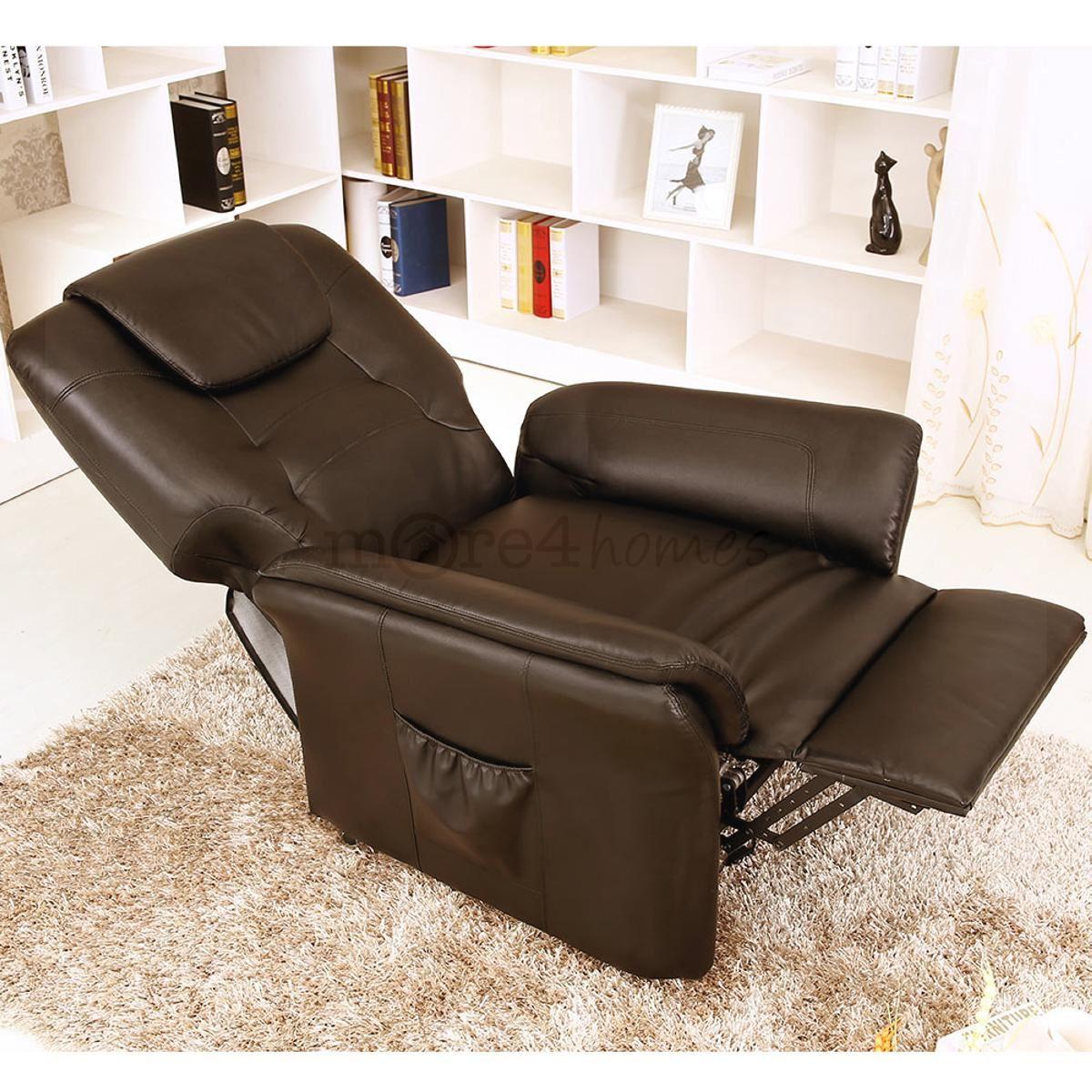 vine brown leather sofa ebay dexpen saddle set windsor electric rise recliner real armchair