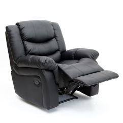 Recliner Gaming Chair Covers And Linens Lebanon Church Road Seattle Leather Armchair Sofa Home Lounge