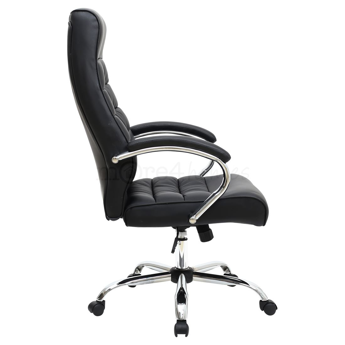 office chair posture buy atlanta massage mexico premium high back executive leather