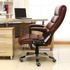 Luxury Desk Chairs Uk Ring Back Dining Chair Havana Reclining Executive Leather Office