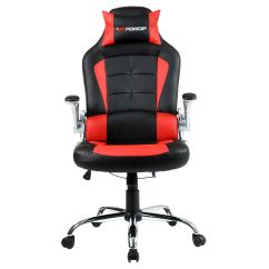 Racing Desk Chair Cool Chairs For Room Gtforce Blaze Reclining Leather Sports Office