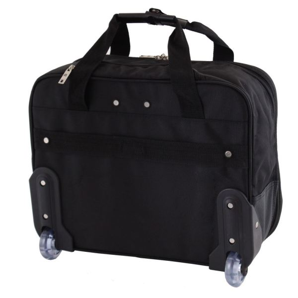 Lightweight Wheeled Laptop Business Suitcase Briefcase