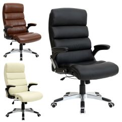 Luxury Desk Chairs Uk Gaming Chair Companies Havana Reclining Executive Leather Office