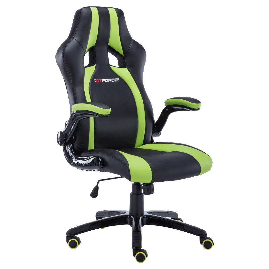 Racing Desk Chair Gtforce Roadster 2 Sport Racing Car Office Chair Leather