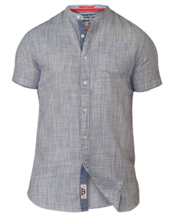 Big and Tall Men's Short Sleeve Dress Shirts