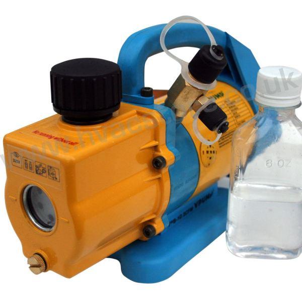 1.5 Cfm 2 Stage Rotary Vane Vacuum Pump Mini