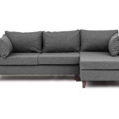 Corner Sofa Leather Ebay How To Build A From Scratch Brighton Group Settee Dark Grey