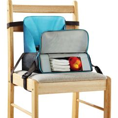 Portable High Chair Booster Steel Easy With Cloth Munchkin Baby Seat Toddler Feeding