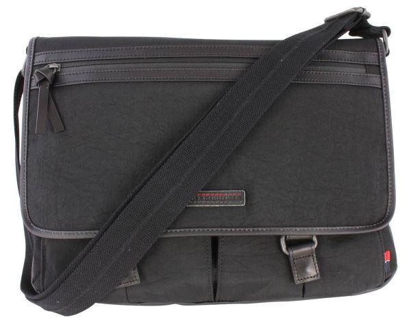 Black Mark Messenger Bag Tommy Hilfiger