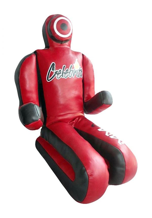Celebrita Punching Bag Mma Dummy In Sitting Position With