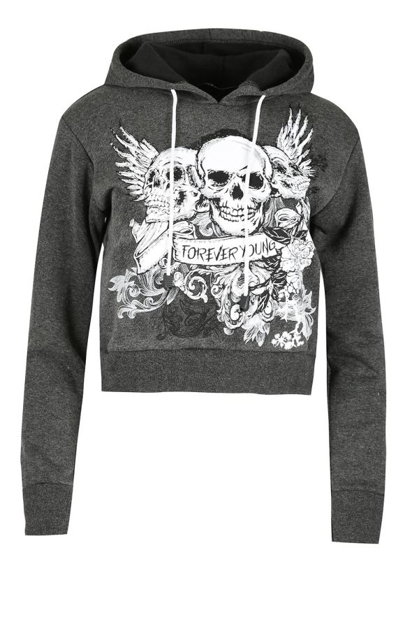 Skeleton Sweatshirt Halloween