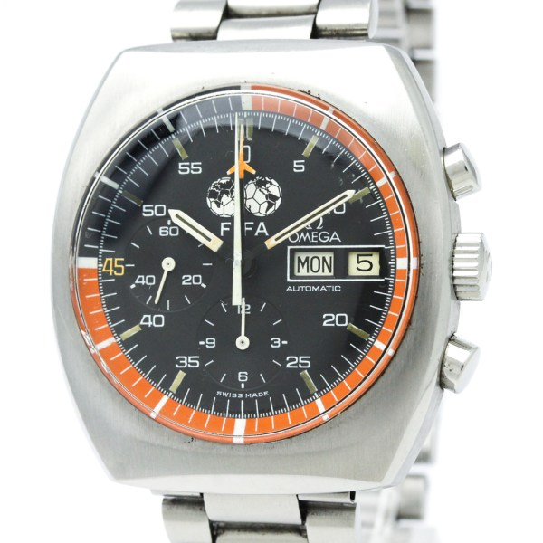 Omega Automatic Stainless Steel Men' Sports Watch 11003