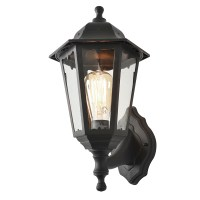 Traditional 1-3 Outdoor Wall Lantern & Short/ Tall Lamp ...