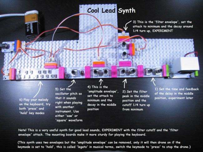 littleBits Disco DJ: a littleBits Project by Babbling Robot