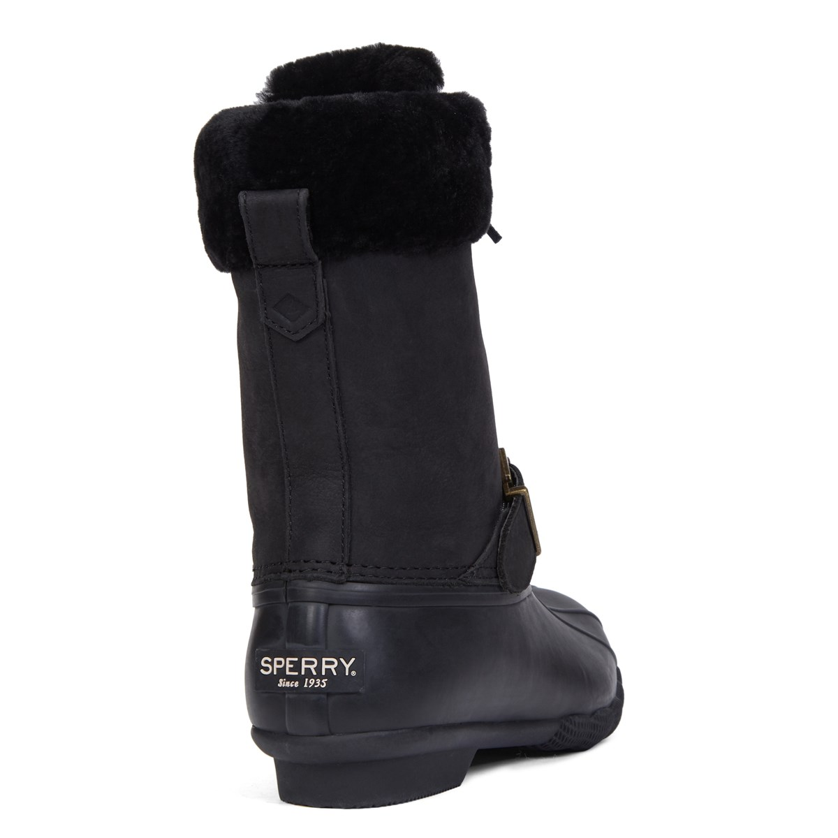 Women S Saltwater Misty Black Boot