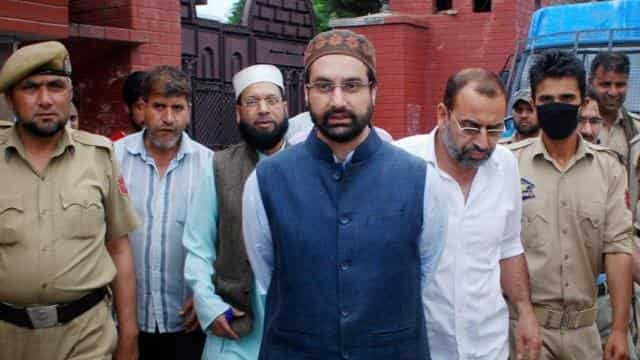 Killing all militants won't solve the problem in Kashmir: Mirwaiz
