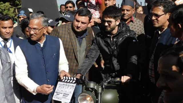Uttarakhand Is Becoming The New Hub of Film Shooting, More Than 60 Applications Received During The Covid Period