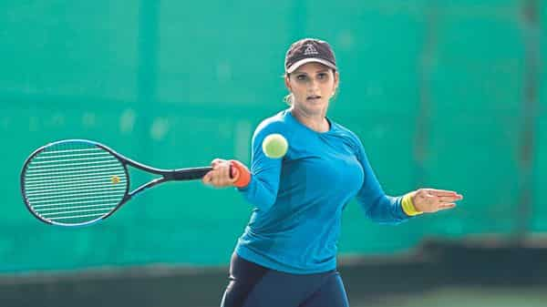 The return of Sania Mirza