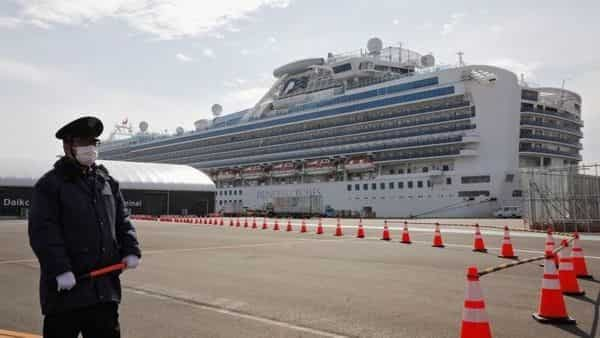 Two Indian crew on board Japan cruise ship test positive for ...