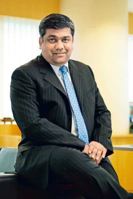 Kshitij Jain, MD and CEO, Exide Life Insurance
