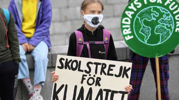 A nobel for Thunberg? In the age of climate change and virus, it is possible