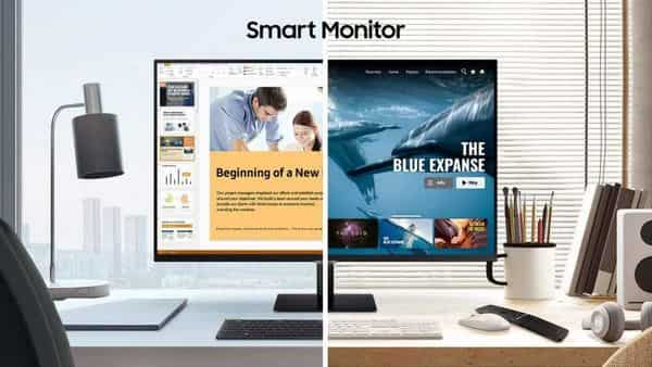 Samsung launches new smart monitor for both work and entertainment