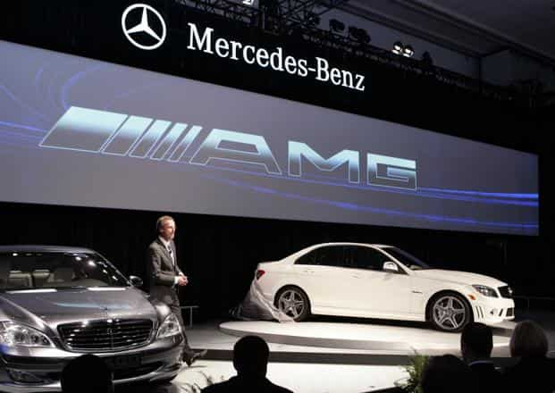 Mercedes Benz Product