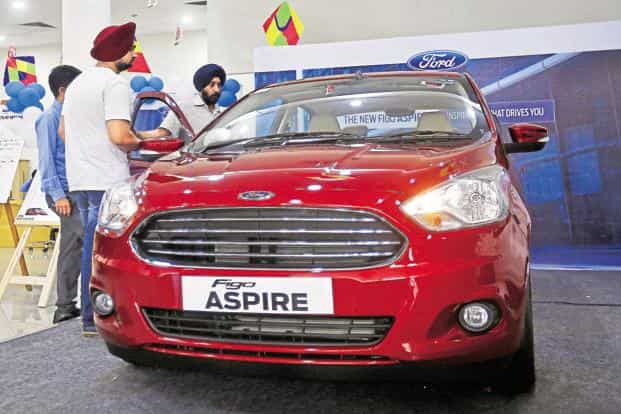 Humbled Ford India Seeks To Redraw