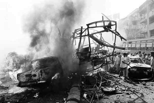 mumbai local bombing, 13 march 2003, 2003 train bombing, attack on mumbai, bomb blast in mumbai