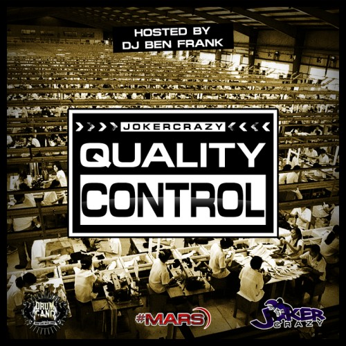 JokerCrazyBeatz  Quality Control Instrumentals  DJ Ben