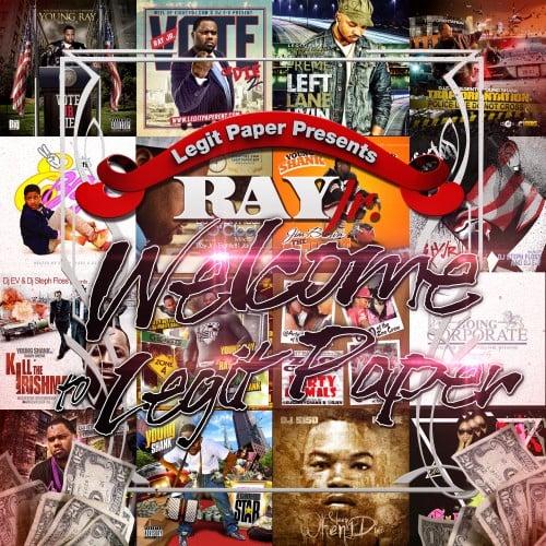 ray jr mixtape