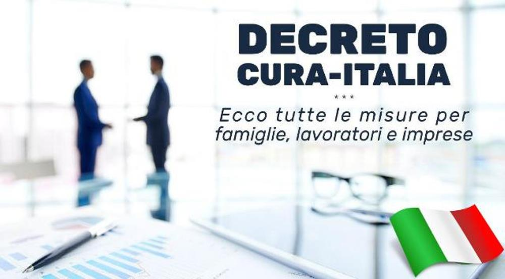 Decreto Cura Italia: INPS pronto ad attuare le misure per il coronavirus